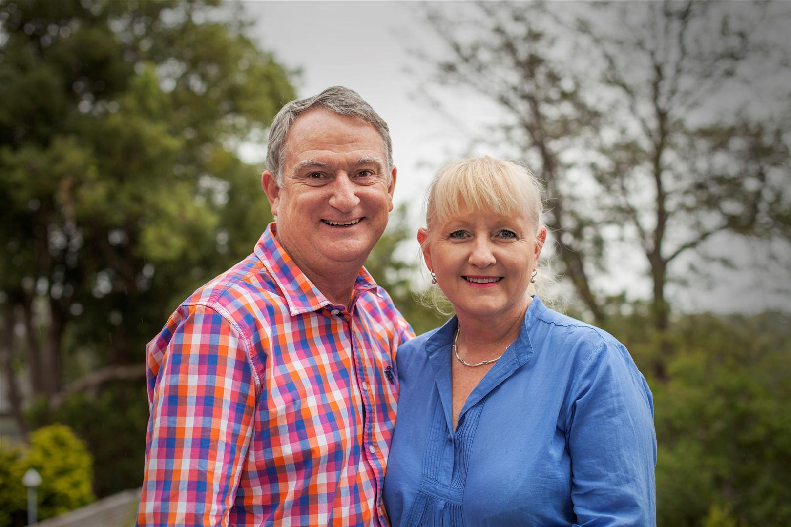 Richard and Sue Botta